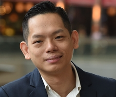 photo of Gerald Wang